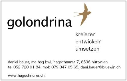 Visitenkarte Golondrina 7